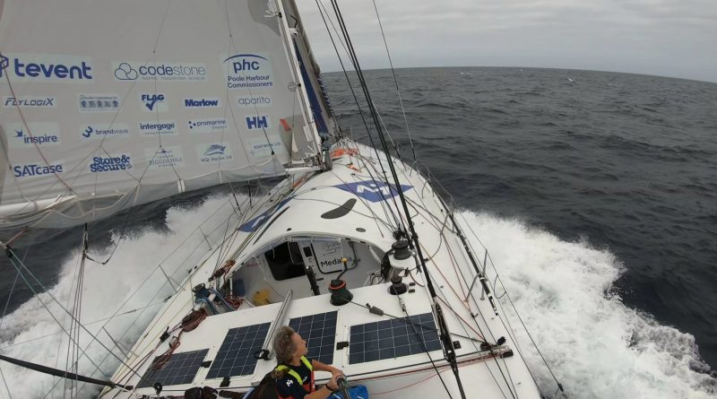 Vendee Globe 2020: Video Pip Hare im Ziel !