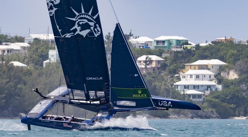 SailGP: Team USA mit Jimmy Spithill